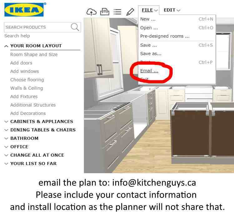 Ikea Kitchen Installation Quotes Kitchen Guys